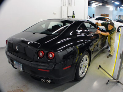 Ford or Ferrari, Dent Werks PDR repairs them all in MN